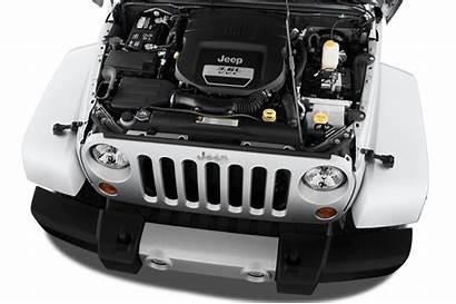 Jeep Wrangler Unlimited Engine Motortrend Motor Sahara