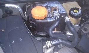I Have A 2006 Saab V6 Aero Wagon  My Coolant Reservoir