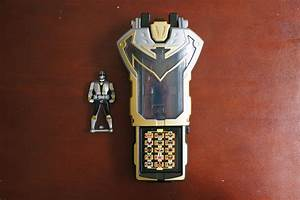 Power Rangers Super Megaforce - Silver Ranger Morpher and ...