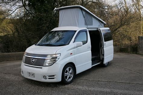 Nissan Conversion by Nissan Elgrand Cer Conversions At Free Spirit Autos