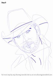 Learn How To Draw Tim Mcgraw  Singers  Step By Step   Drawing Tutorials
