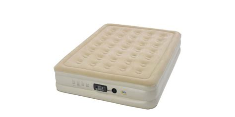 Insta Bed Raised Air Mattress by Best Size Inflated Air Mattress Which