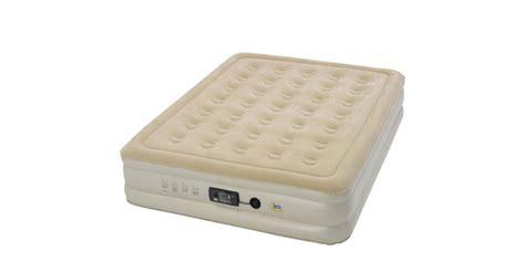 insta bed raised air mattress best size inflated air mattress which