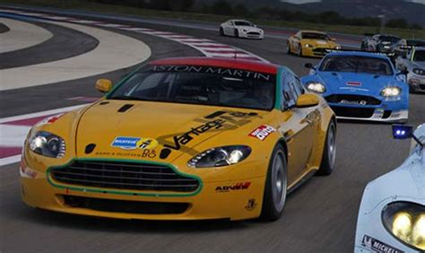 Aston Martin Race Cars  Aston Martin