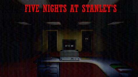 image  nights  stanleys stanley parable  fnaf