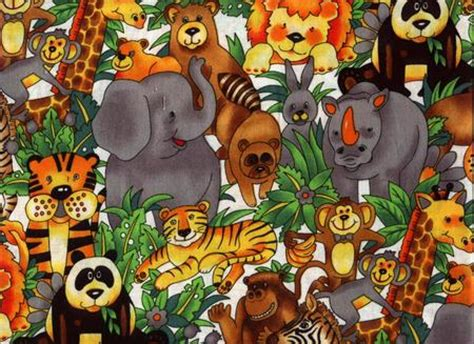 Animal Zoo Wallpaper - zoo animals abstract background wallpapers on