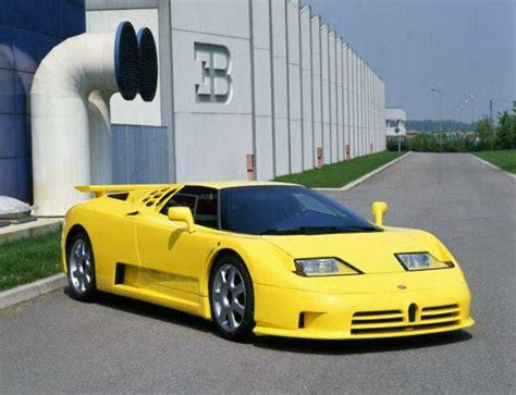 Michael schumacher, chyba nie trzeba nikomu go przedstawiać. Ex Michael Schumacher's Bugatti EB110 - Auto titre