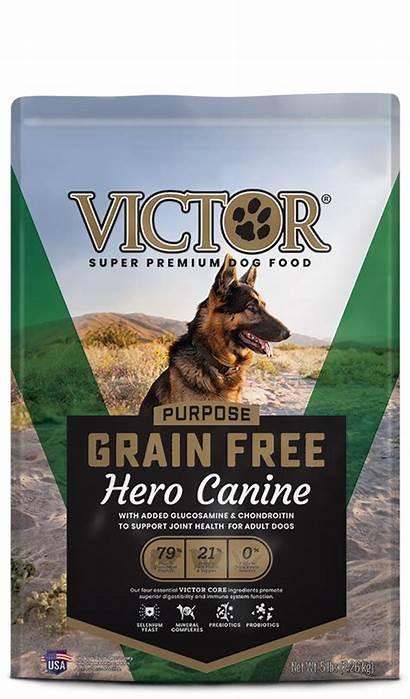 Victor Hero Dog Grain Canine Health Joint