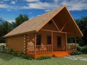 house plans with covered porch 24x30 with loft log cabin wee homes i