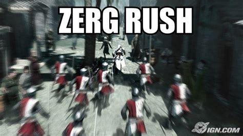 Zerg Rush Meme - image 29149 zerg rush know your meme
