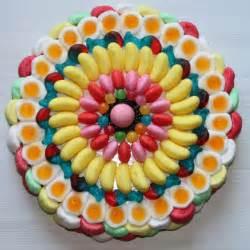 decoration avec des bonbons bonbons gateaux