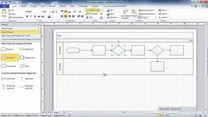 Flow Diagram Visio 2013