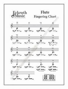 Eckroth Music Flute Chart