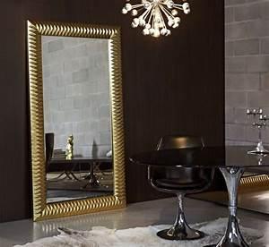 Grand Miroir Vintage : miroir decoration ~ Teatrodelosmanantiales.com Idées de Décoration