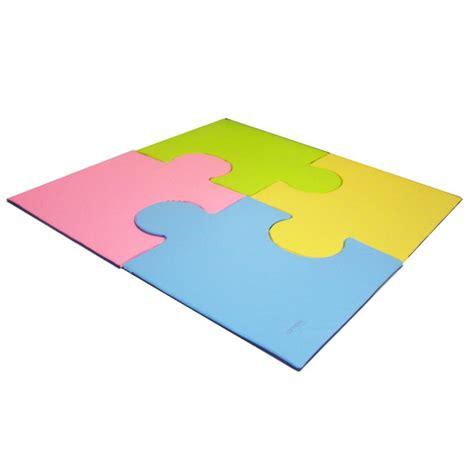 tapis puzzle de motricit 201 en mousse gvg clubs collectivit 233 s decathlon pro