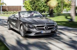Gt Wing Stands by 2017 Mercedes Benz S Class Cabriolet