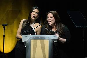Melissa McCarthy, Sandra Bullock Interview Reveals Their ...