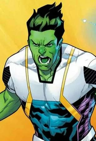 amadeus cho earth  marvel  fandom powered