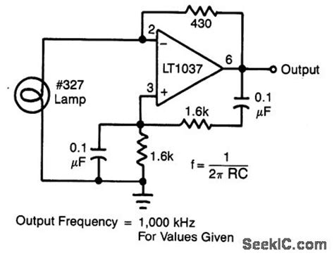 Beat Frequency Audio Generator Signal Processing