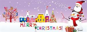 Let's Greet: New Christmas banner is up at Let's Greet ...