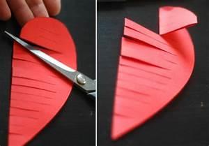 Ideen Zum Basteln : romantische valentinstag ideen zum selbermachen ~ Lizthompson.info Haus und Dekorationen