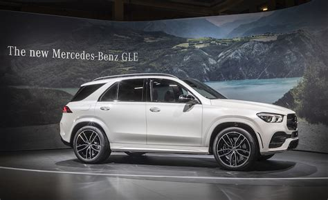 2019 Mercedesbenz Gle Plugin To Have 62 Miles Of