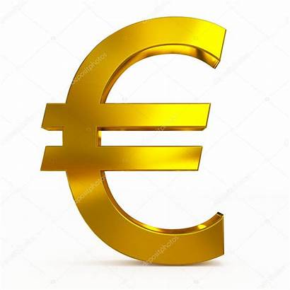 Euro Currency Symbol Money France Europe Depositphotos