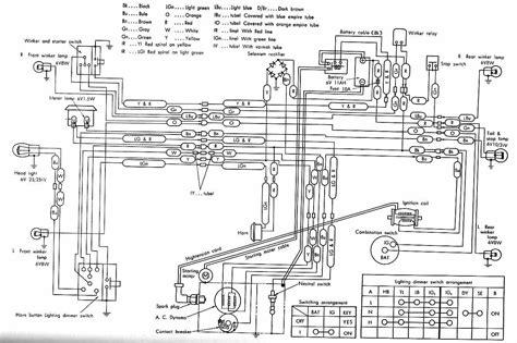 suzuki motorcycle marauder wiring diagram electrical html