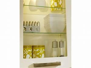 Etagere En Verre : kit tag re en verre pour meuble houdan cuisines ~ Farleysfitness.com Idées de Décoration