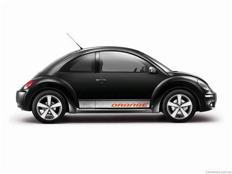 black volkswagen beetle volkswagen beetle blackorange limited edition photos 1