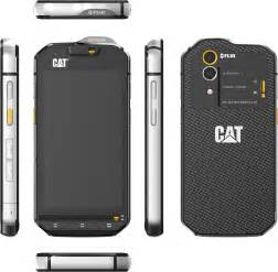 cat smartphone cat announces s60 rugged smartphone with integrated flir