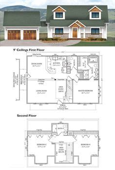 house plans  detached garage breezeway jpeg     house ideas