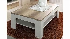 Tisch Eiche Weiß : couchtisch duro beistelltisch tisch pinie wei eiche antik ~ Indierocktalk.com Haus und Dekorationen