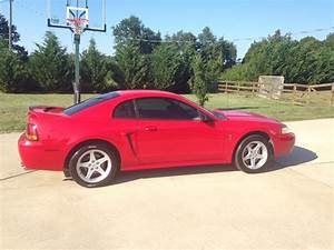 For sale 99 red Cobra SVT 35k original miles | SVTPerformance.com