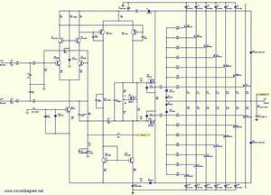 800w High Power Mosfet Amplifier Schematic Diagram