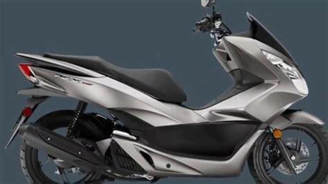 new model scooters honda pcx 2018