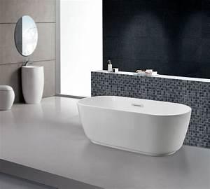 Bilder Freistehende Badewanne : freistehende badewanne cartera glasdeals ~ Bigdaddyawards.com Haus und Dekorationen