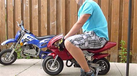 mini motocross bikes for sale 50cc 2 stroke pocket bike and mini dirt bike for sale
