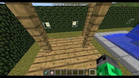 minecraft et deco maison et jardin part 2 2