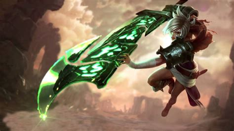 Chionship Riven Animated Wallpaper - riven login screen animated splash