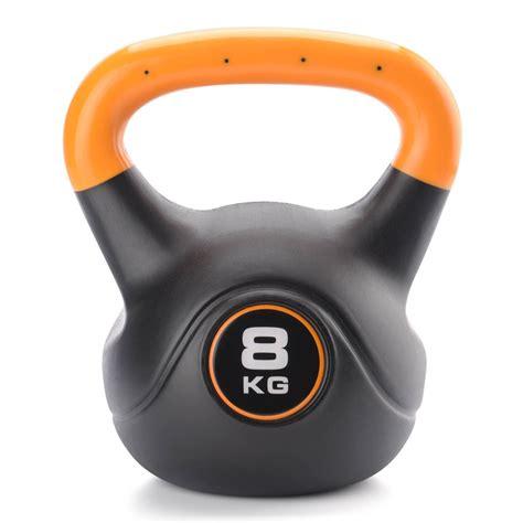 kettlebell kettlebells balance weight core training 2kg strength 12kg vinyl