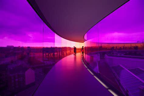 rainbow panorama artwork studio olafur eliasson