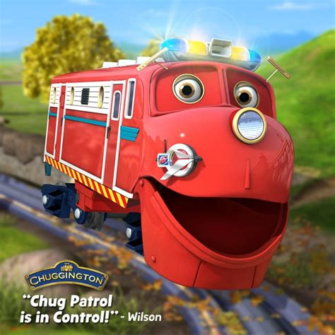 Simple Birthday Cake Decorating Ideas by Quot Chug Patrol Is In Control Quot Wilson Chuggington Quotes