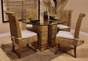 rattan wicker dining room chairs design ideas in various With the stylish wicker dining room chairs