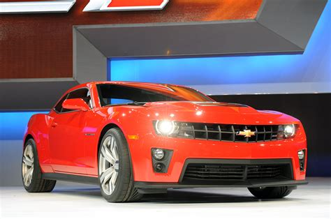 Gm Announces 2018 Chevrolet Camaro Zl1 Specs Pricing From