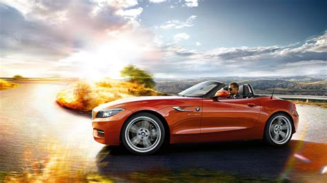 Bmw Z4 Backgrounds by Bmw Z4 Wallpaper Hd Wallpapers Available In Different
