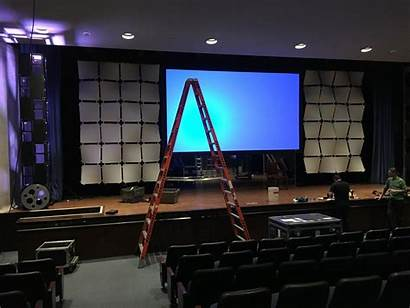 Stage Event Lighting Professional Simple Presentation Av
