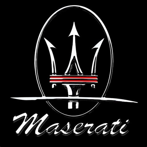 Maserati Logo Wallpapers