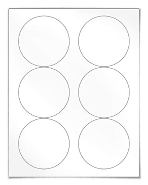 1 6 Inch Printable Circle Label Template Word Best Photos Of 5 5 Inch Circle Template 6 Inch Circle