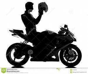 Motorcycle stock image. Image of equipment, motorcyclist ...